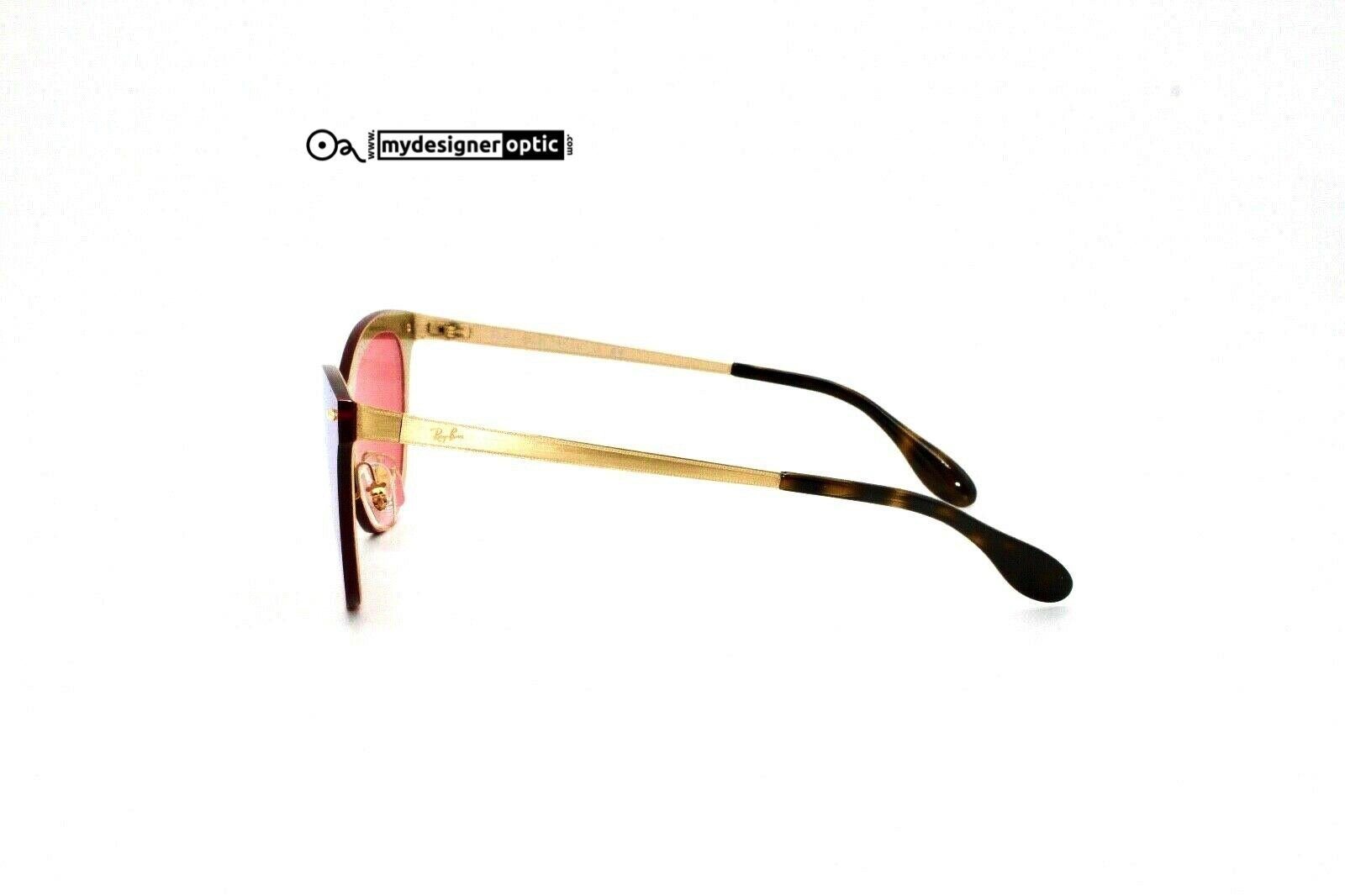 Ray Ban Sunglasses RB 3580-N 043/E4 140 2N Made in Italy - Mydesigneroptic