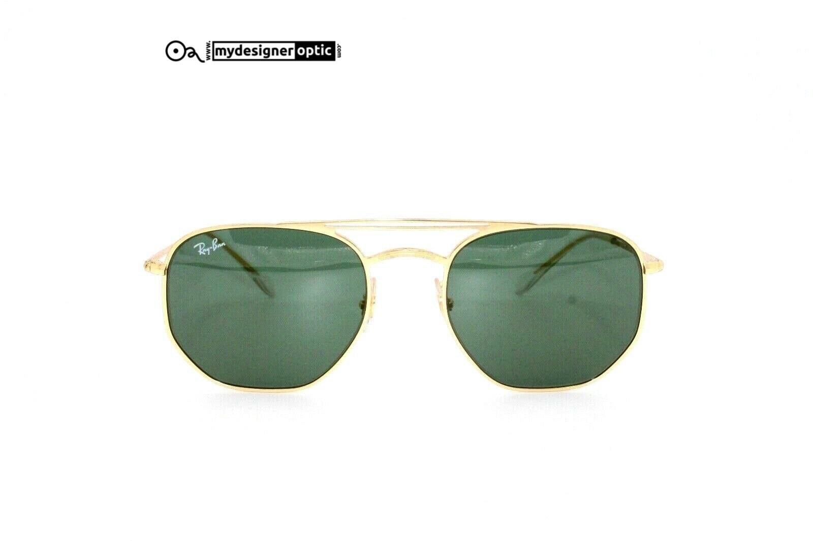 Ray Ban Sunglasses RB 3609 9140/71 54 20 145 3N Made in Italy - Mydesigneroptic