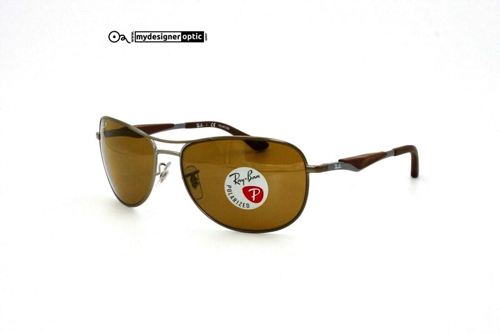 Ray Ban Sunglasses RB3519 029/83 59 15 135 3P Polarized - Mydesigneroptic