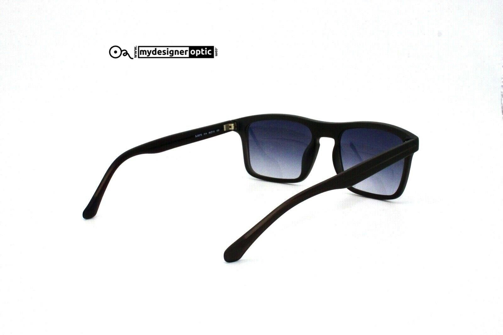 Sean John SJ557S 014 Matte Crystal Rectangle Sunglasses - 56-19-150 - Mydesigneroptic