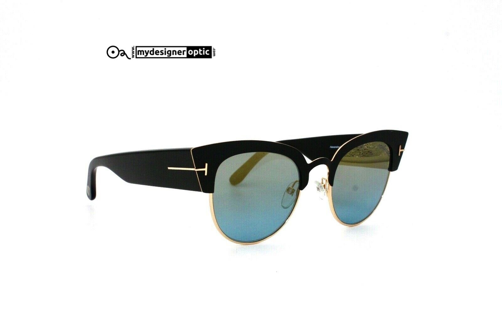 Tom Ford Sunglasses Alexandra-02 TF607 05X 51-21 145 .2 2-1.8 Made in Italy - Mydesigneroptic