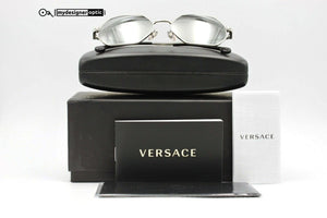 Versace Sunglasses MOD 2194 1000/6G 53 17 140 3N Made in Italy - Mydesigneroptic