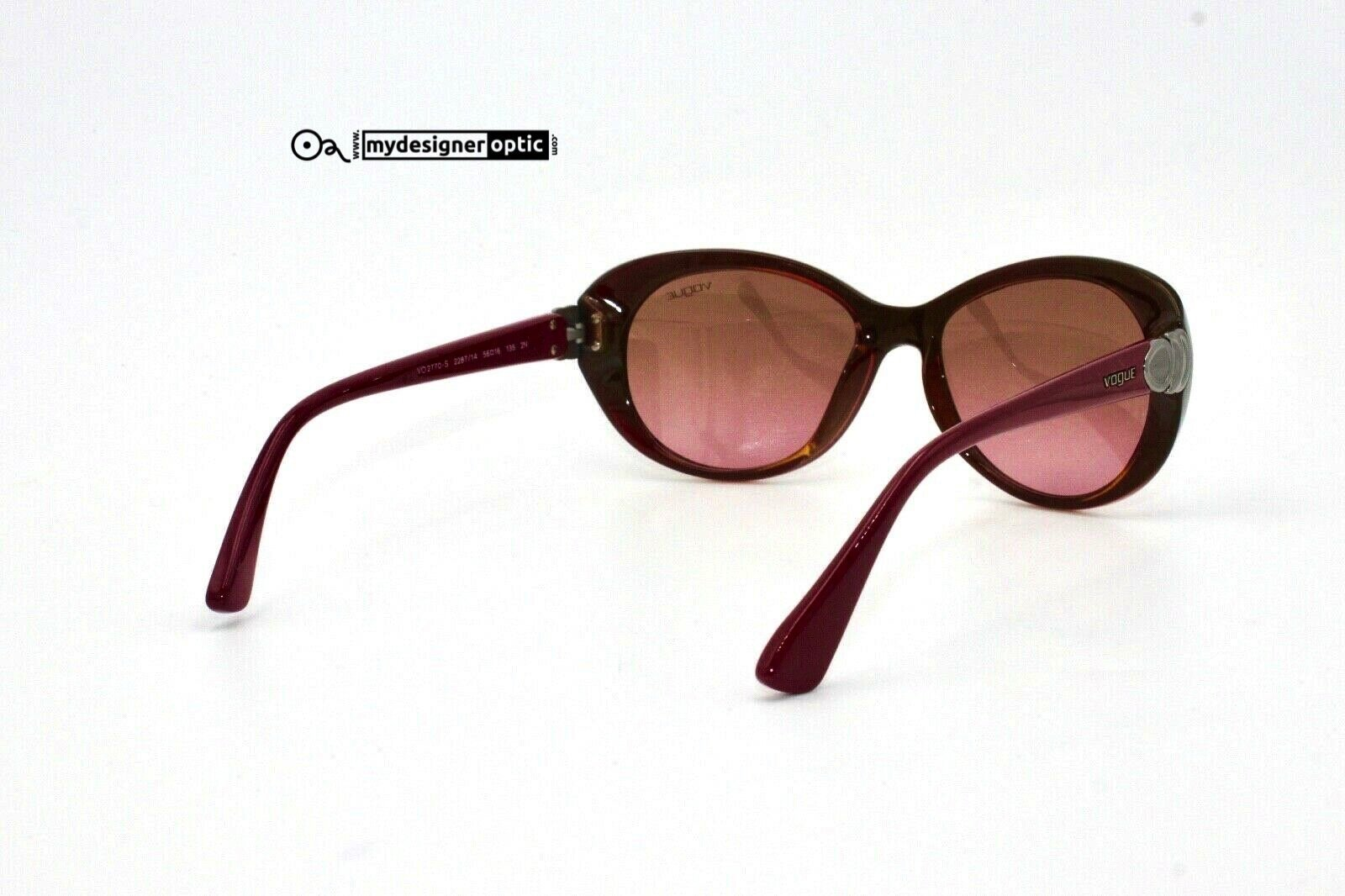 Vogue Eyewear VO2770-S 2287/14 56-16 135 2N Made in Italy - Mydesigneroptic