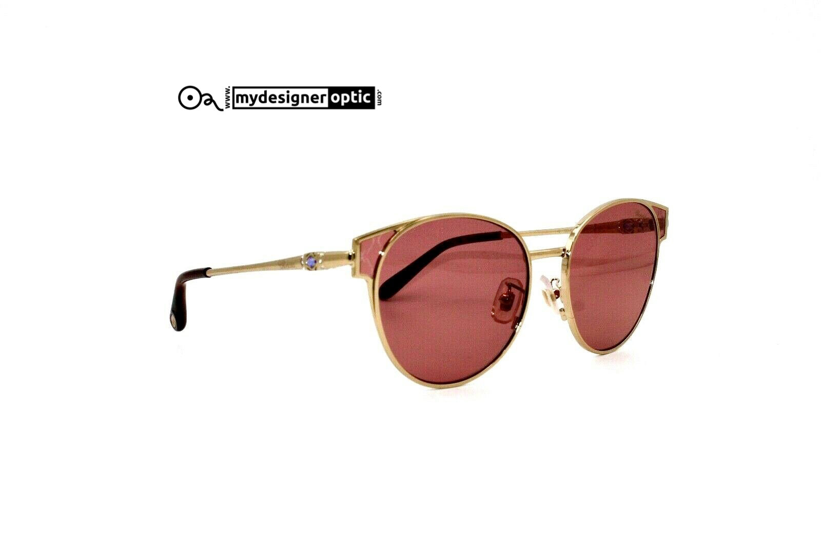 Chopard Sunglasses SCHC215 56-17 0594 135 Made in Italy - Mydesigneroptic