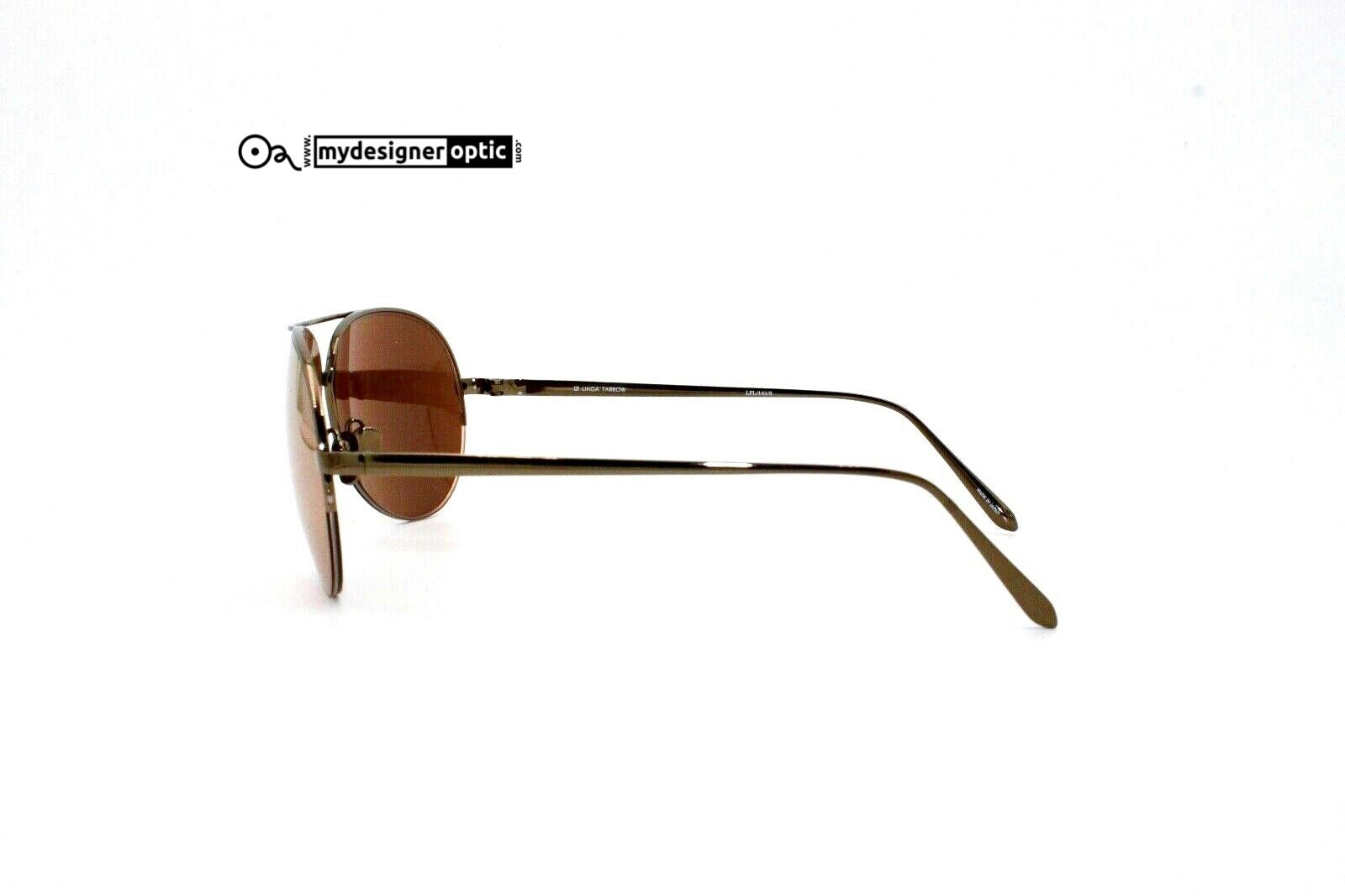 Linda Farrow Sunglasses LFL/161/8 63-12-140 Made in Japan - Mydesigneroptic