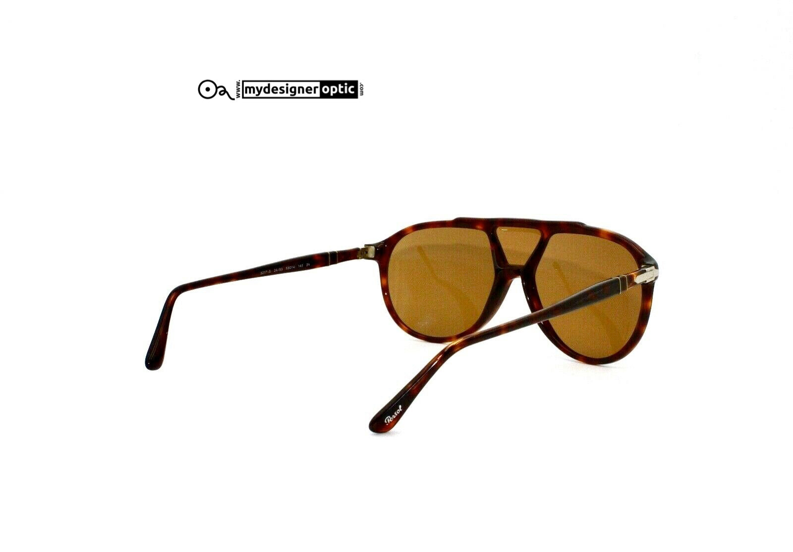 Persol Sunglasses 3217-S 24/53 59-14 145 2N Hand Made in Italy - Mydesigneroptic