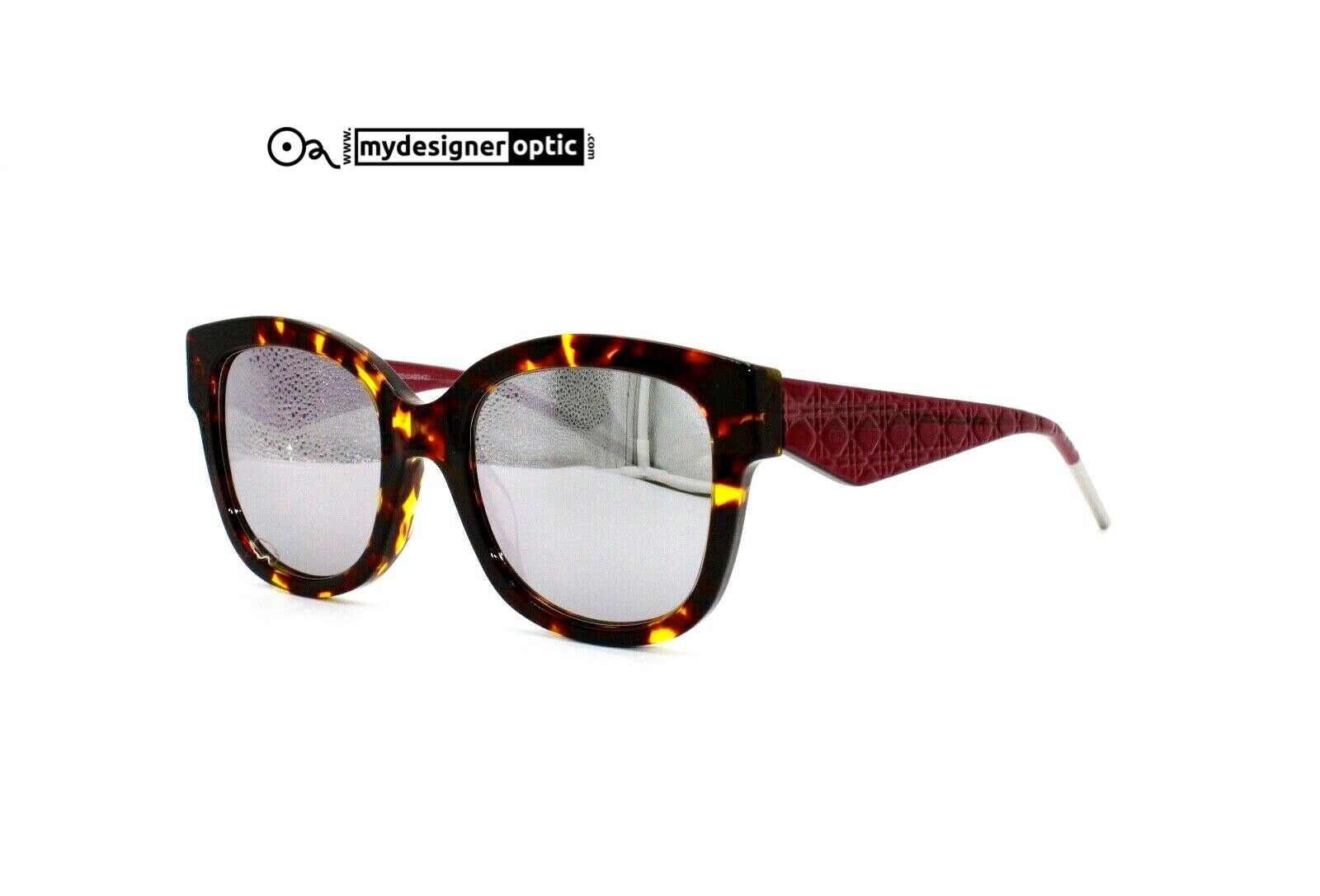 Christian Dior Sunglasses Very Dior1N Havana Red SDYO4HS4ZJ Made in Italy - Mydesigneroptic