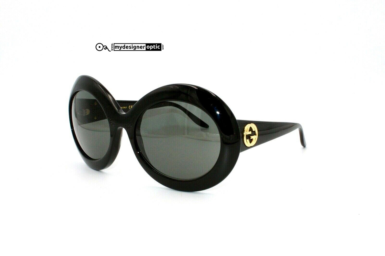 Gucci Sunglasses Oversized GG0774S 001 64-23-140 Made in Italy (DEAD STOCK) - Mydesigneroptic