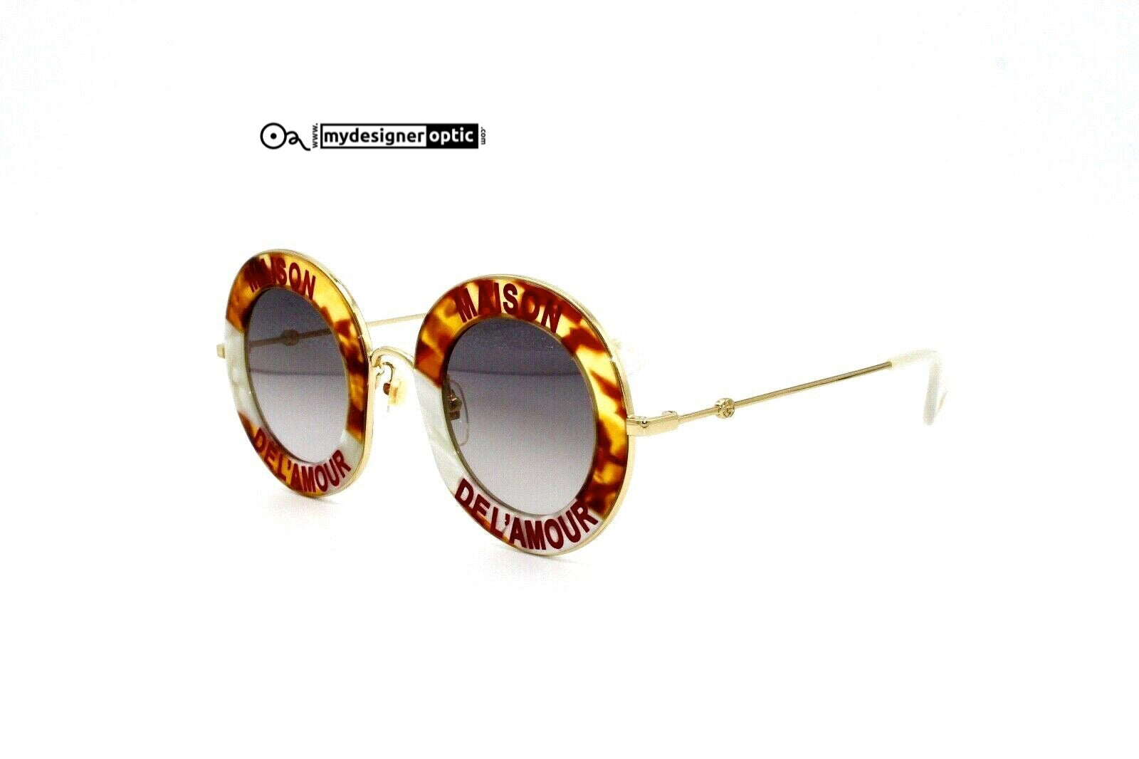 Gucci Sunglasses GG0780S 004 46-30-145 S0VNS06390 Made in Italy Cat 3 - Mydesigneroptic