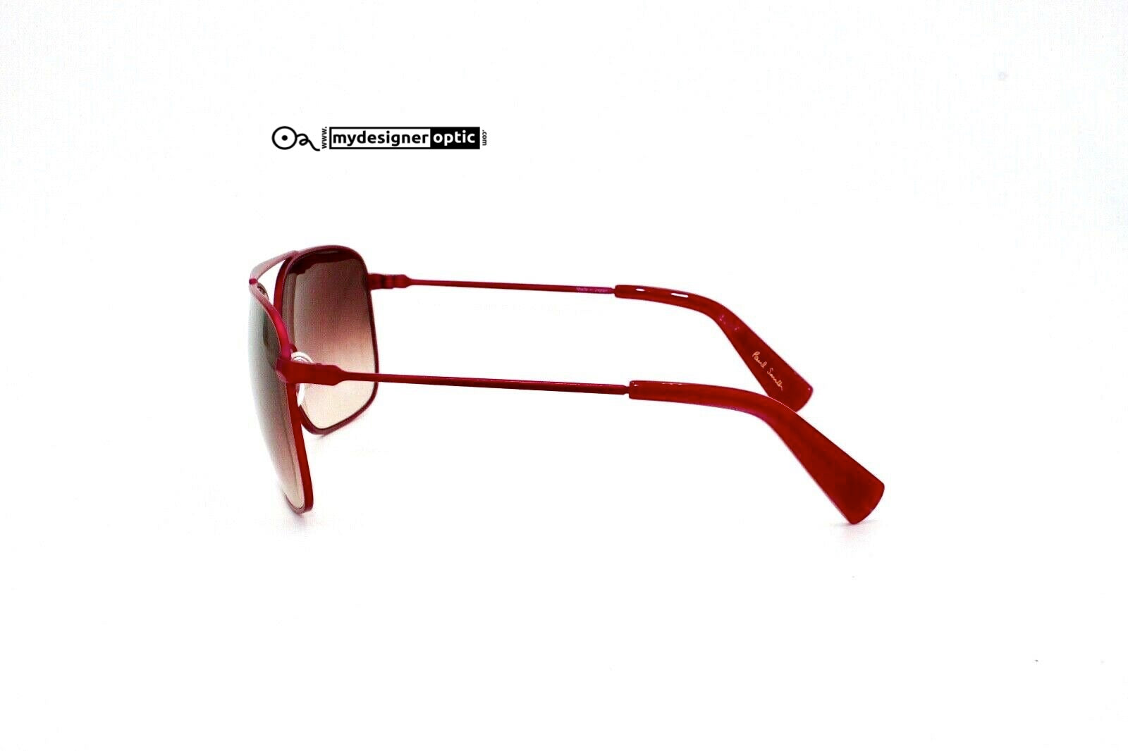 Paul Smith Sunglasses 63-14-135 PS-835 ELM Made in Japan (Real Dead Stock) - Mydesigneroptic