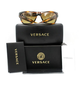 Versace Sunglasses MOD. 4344 5025/13 56-16 140 3N Made in Italy - Mydesigneroptic