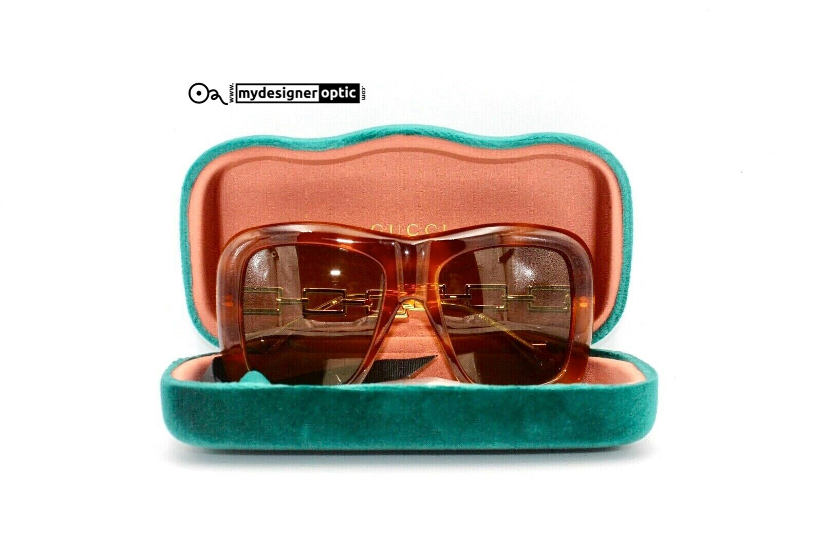 Gucci Sunglasses GG0499S 002 54-19-135 COVCB02330 Made in Italy - Mydesigneroptic