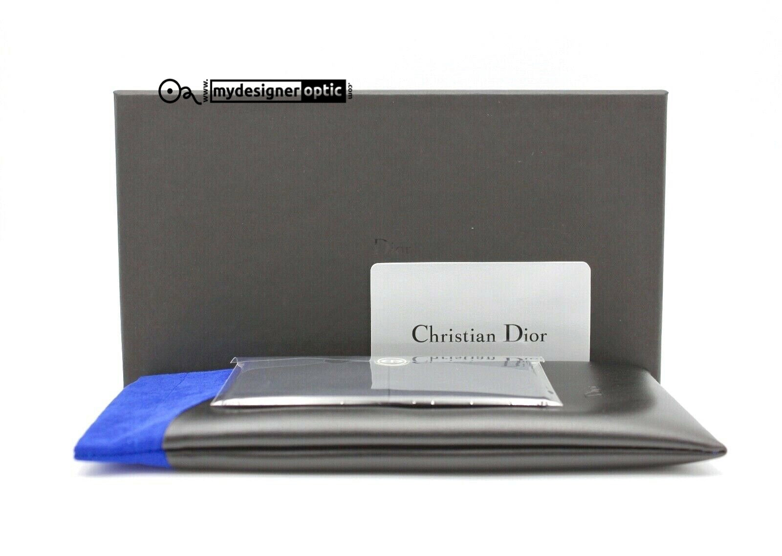 Dior Homme BlackTie 181FS J1Y 56-18 145 Made in Italy (Real DEAD STOCK) - Mydesigneroptic
