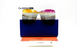 Fendi Sunglasses FF 0399/S 01B9O 145 VME10B4610 Made in Italy - Mydesigneroptic