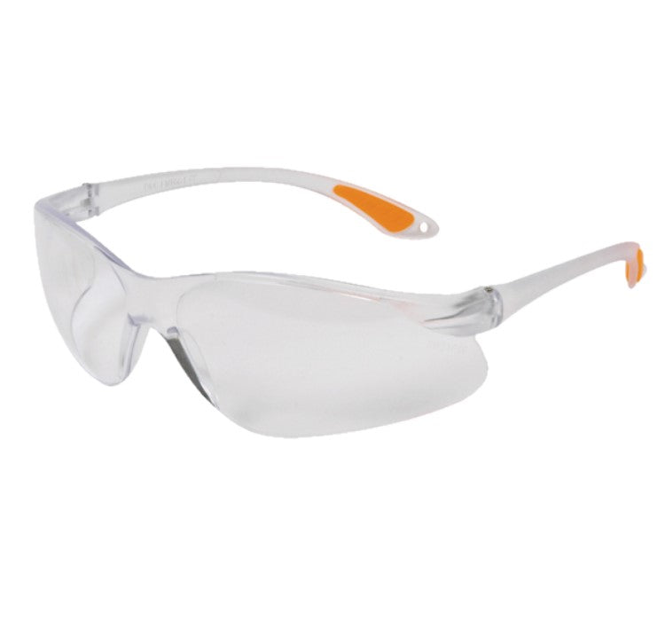 Avit Wraparound Safety Glasses Anti-Mist EN166:1F