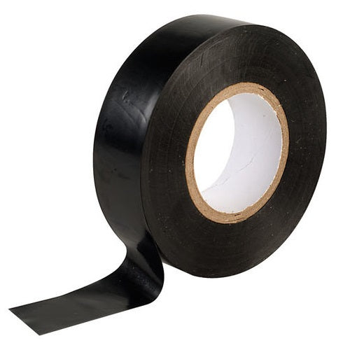 PVC Insulation Tape 19mm x 20m - Black