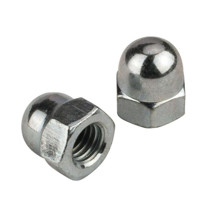 Domed Cap Nut M10 (Stainless Steel A2) DIN1587 - Pack of 10