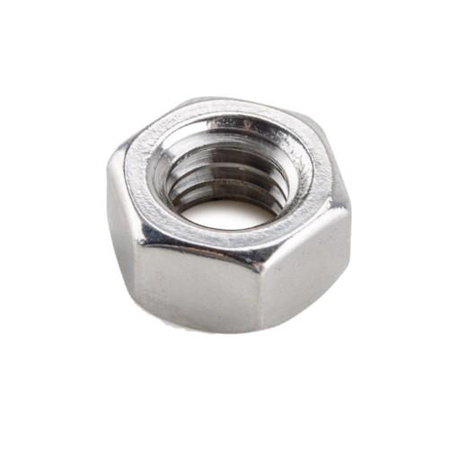 Hex Nut M10 (Stainless Steel A2) DIN934 - Pack of 10