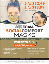 Load image into Gallery viewer, Multicam® Social Comfort Mask