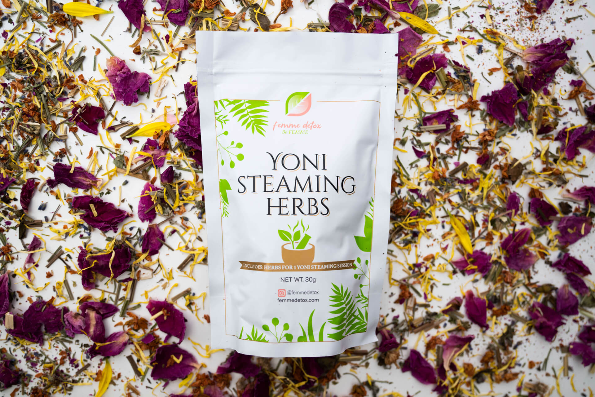 What Herbs are the Best Herbs for Yoni Steam?