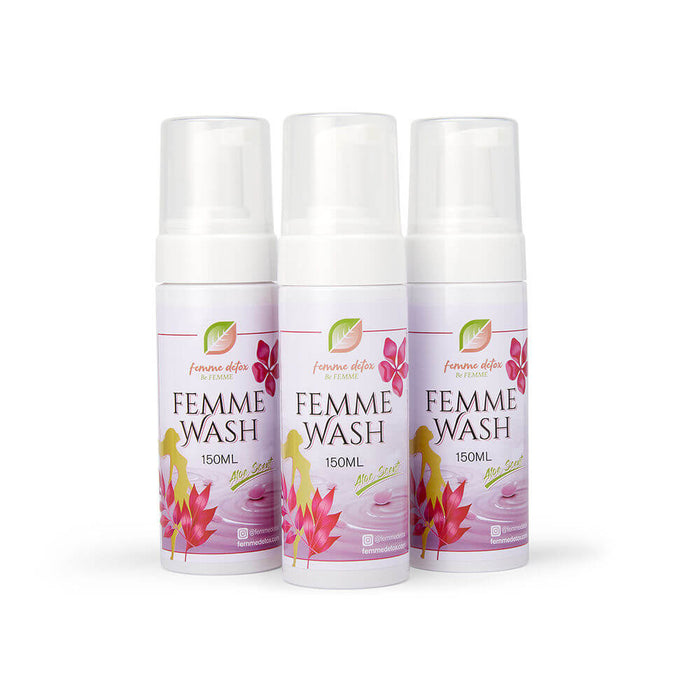 Yoni Femme Wash (Bundle of 3)