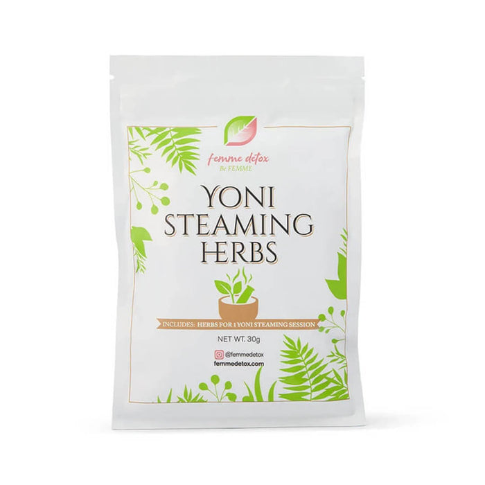 Femme V-Tox Steaming Herbs
