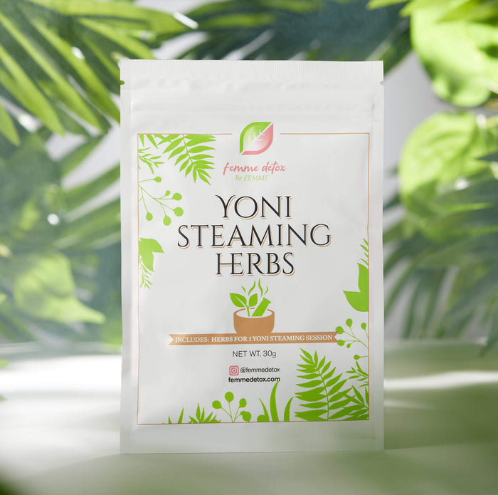 V-Tox 10: Yoni Steaming Herbs (10 Session)