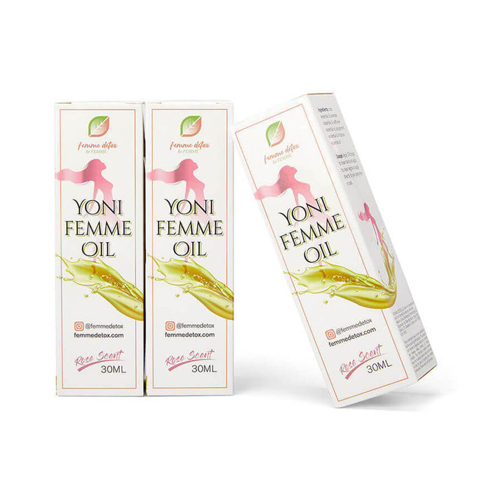 Yoni Femme Oil (Bundle of 3)