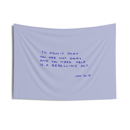 Rebellious Act Tapestries