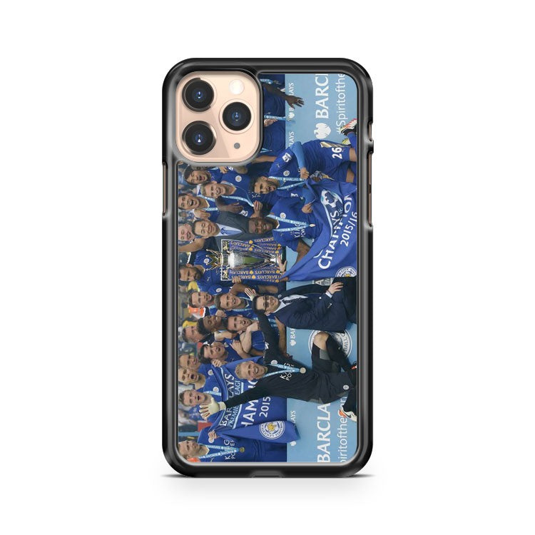 Leicester City Champions Team iPhone 11 Pro Case Cover