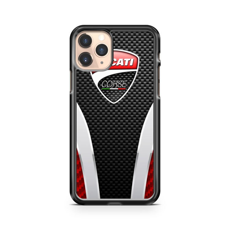 Limited Edition Release Complete Type Ducati iPhone 11 Pro Case Cover