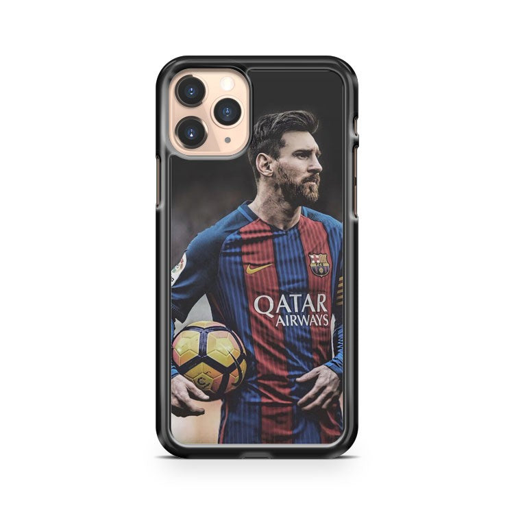 Lionel Messi Leo 2017 Barcelona iPhone 11 Pro Case Cover