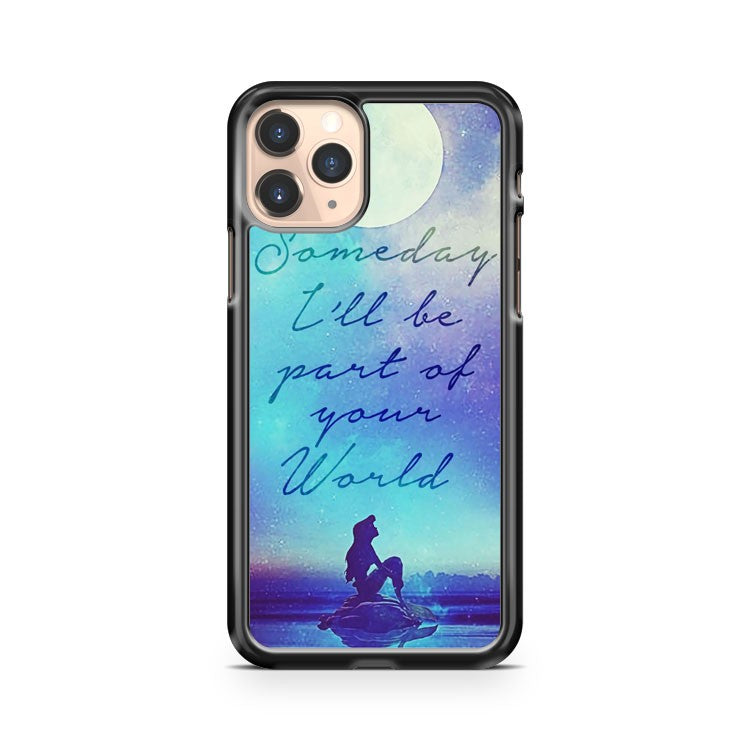 Little Mermaid Moon iPhone 11 Pro Case Cover