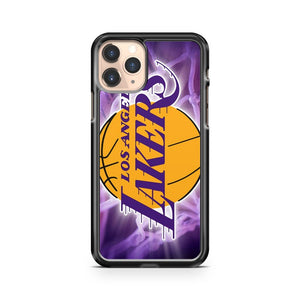 Los Angeles Lakers iPhone 11 Pro Case Cover