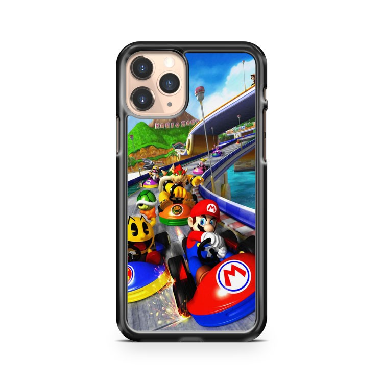 Mario Kart Arcade Gp iPhone 11 Pro Case Cover
