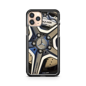 Mercedes Benz Amg Alloy Wheel iPhone 11 Pro Case Cover