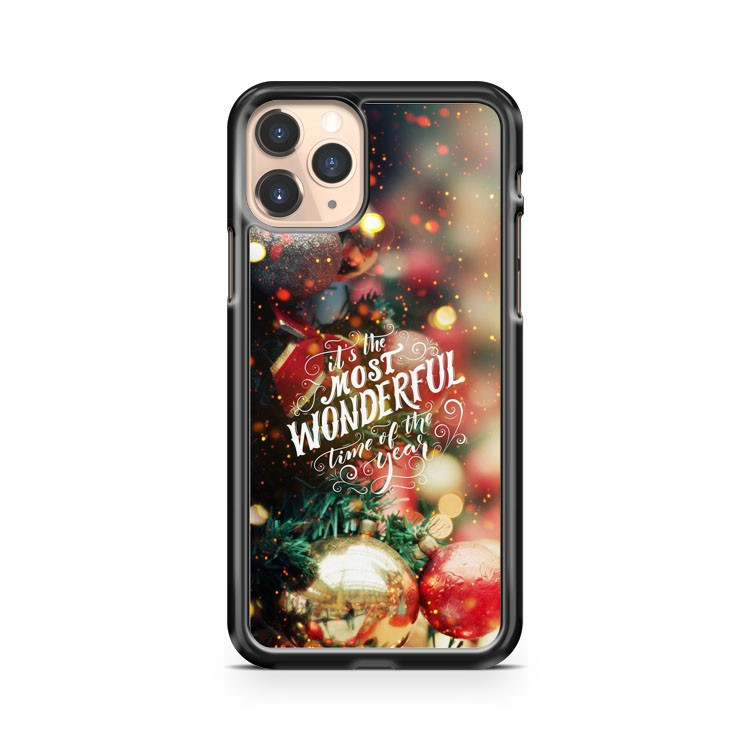 Merry Christmas iPhone 11 Pro Case Cover