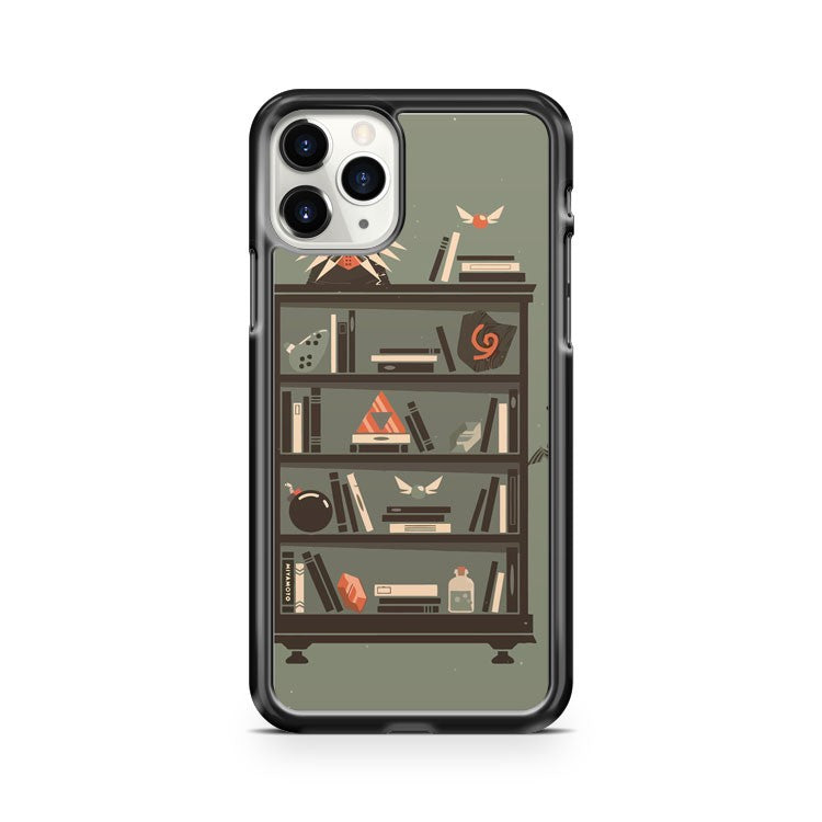Legend Of Zelda Stuff iPhone 11 Pro Case Cover