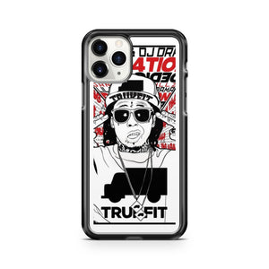 Lil Wayne Dedication iPhone 11 Pro Case Cover