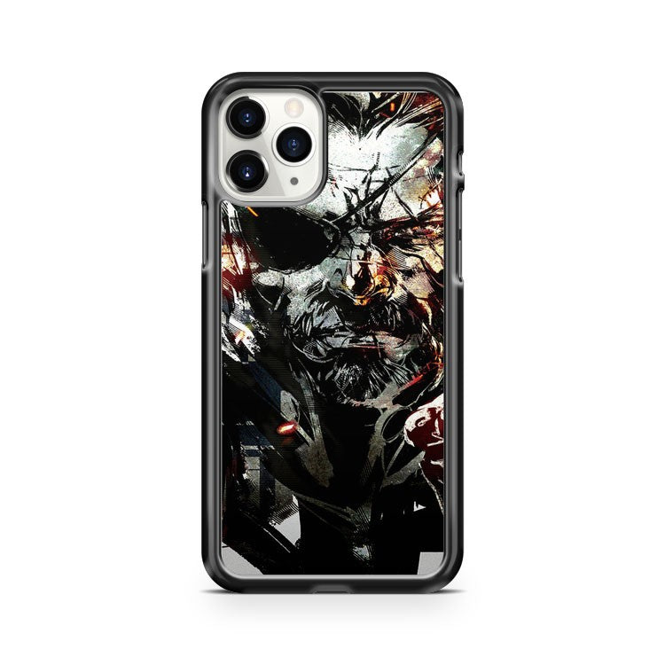 Metal Gear Solid V iPhone 11 Pro Case Cover