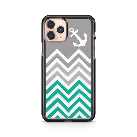 Anchor Chevron iPhone 11 Pro Case Cover