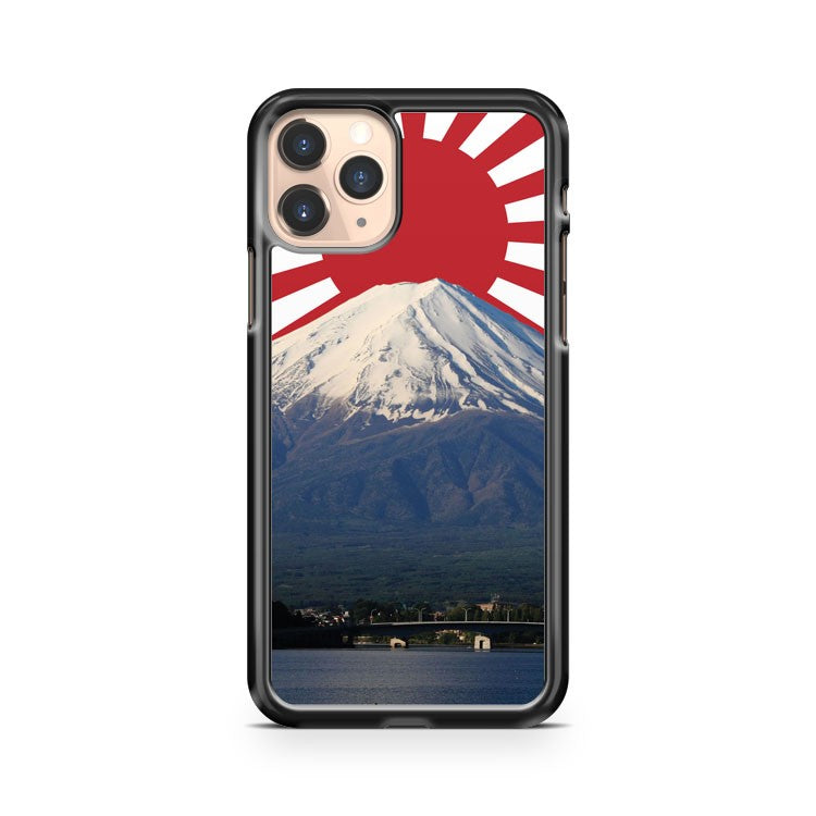 Land Of The Rising Sun Mt Fuji iPhone 11 Pro Case Cover