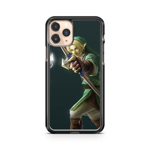 Legend Of Zelda Ocarina Of Time iPhone 11 Pro Case Cover