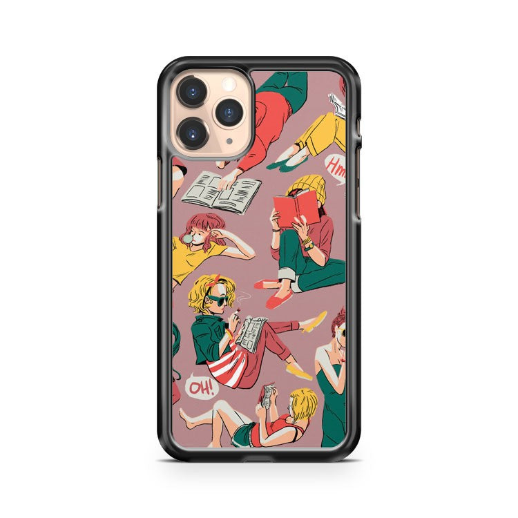 Let's Read iPhone 11 Pro Case Cover