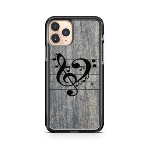 Love Music iPhone 11 Pro Case Cover