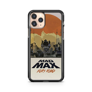 Mad Max Fury Road Action Film iPhone 11 Pro Case Cover