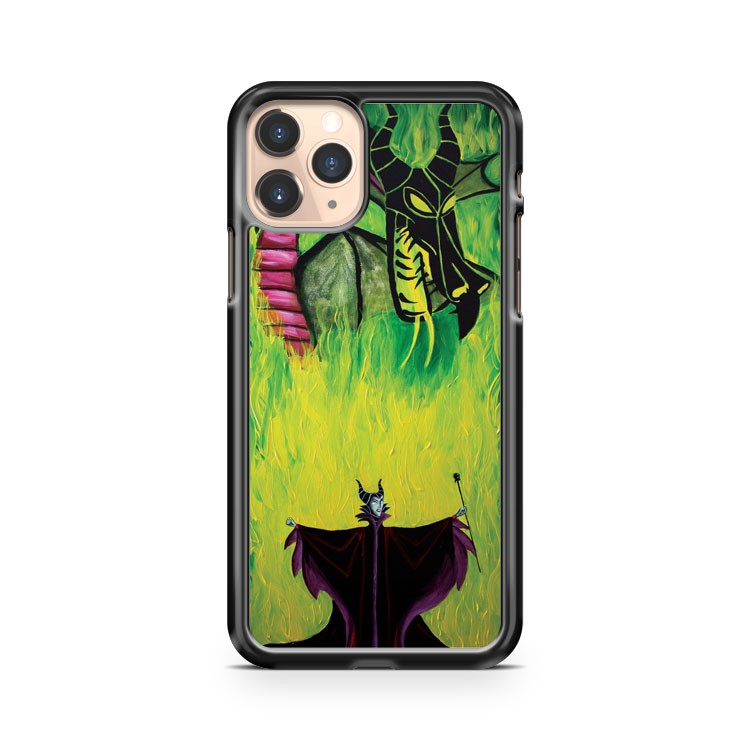 Maleficient's Anger iPhone 11 Pro Case Cover