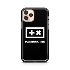 Martin Garrix White iPhone 11 Pro Case Cover
