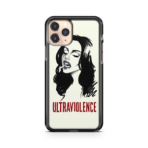 Lana Del Rey Smoking iPhone 11 Pro Case Cover
