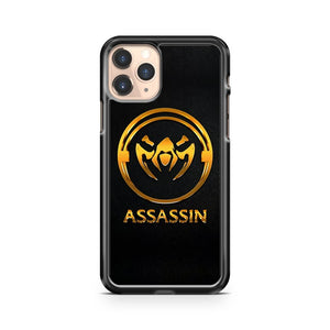 League Of Legends Assassin Gold iPhone 11 Pro Case Cover